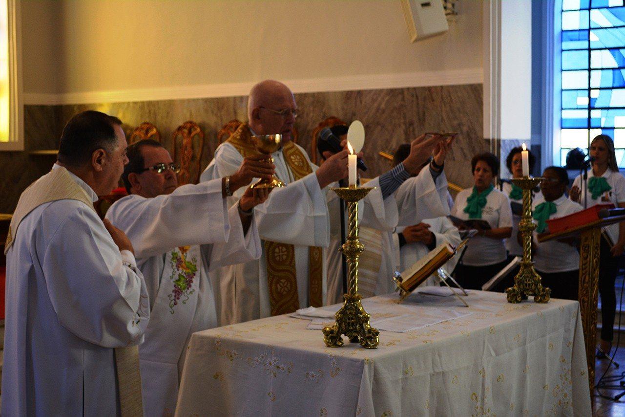 Missa – Aniversário natalício de Dom Werner
