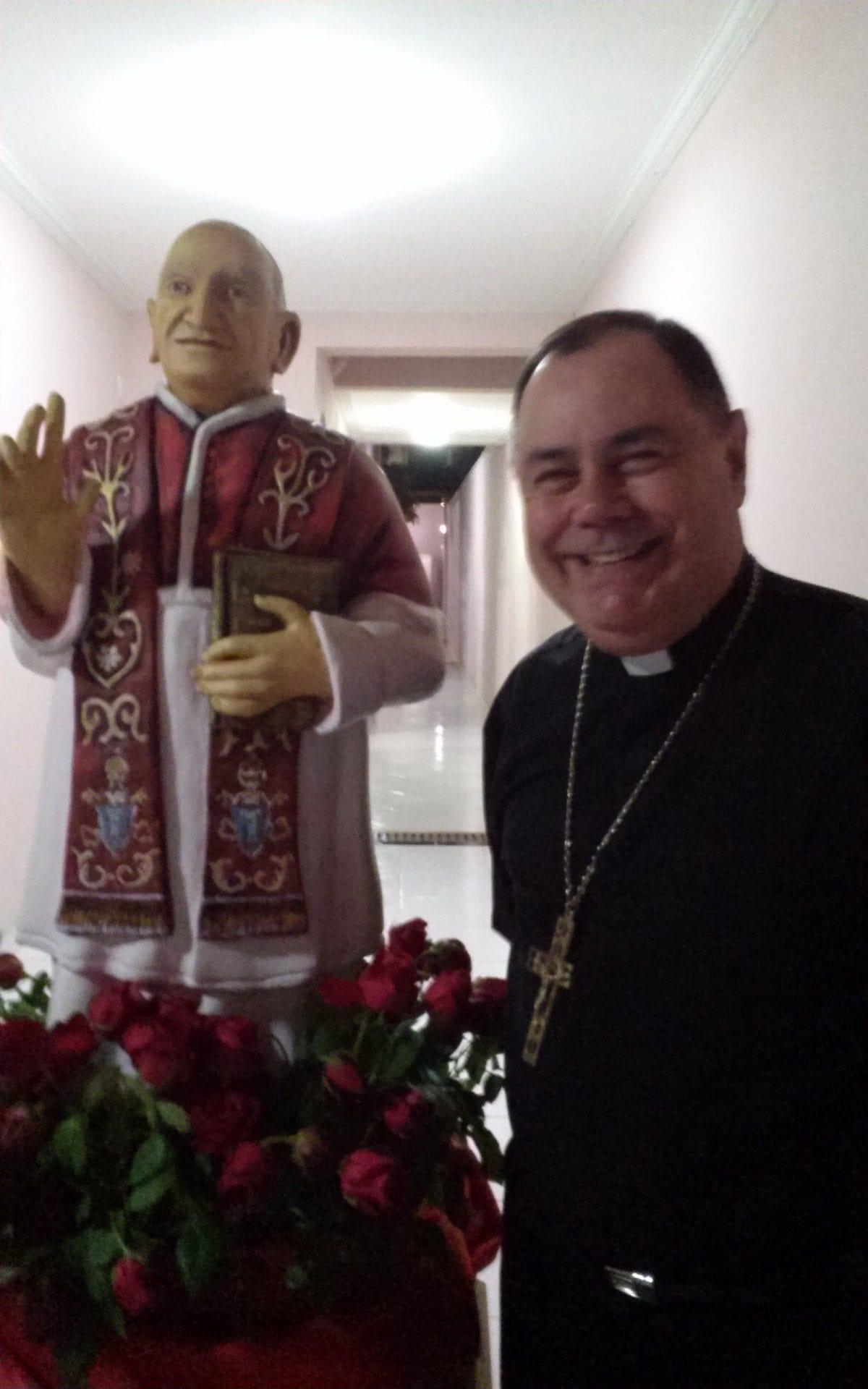 Missa e novena abrem preparação para criação da Paróquia São João XXIII
