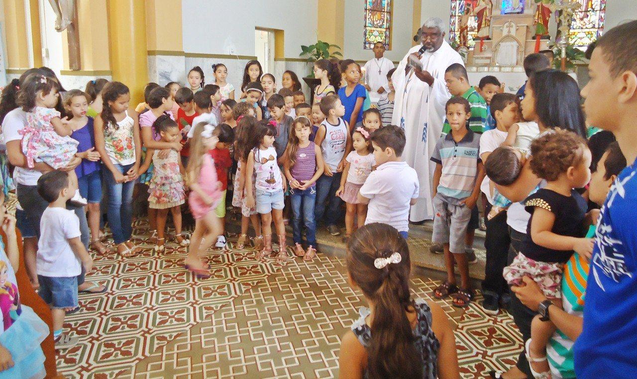 Festa de Nossa Senhora Aparecida em Sobrália