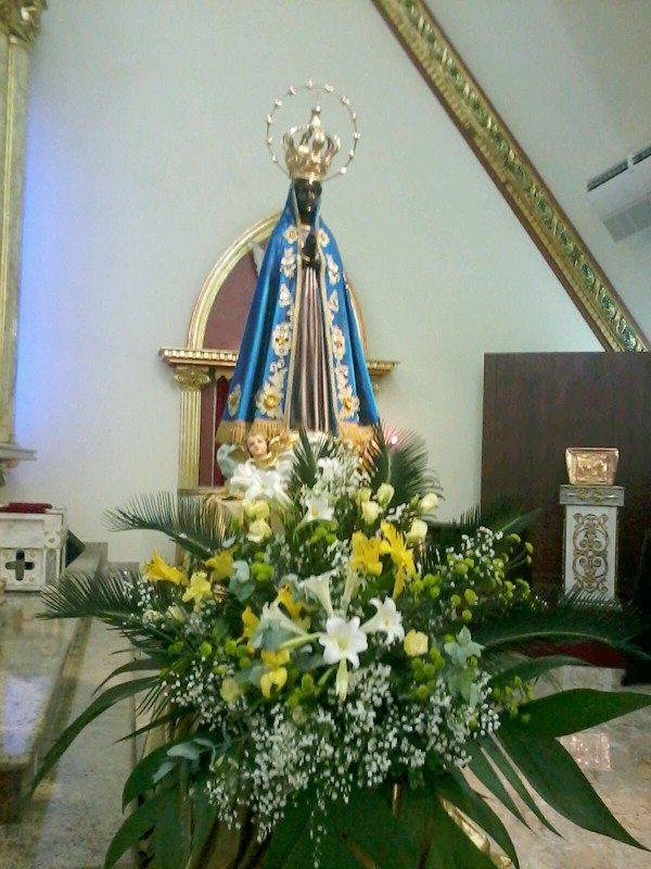Novena e Festa em honra a Nossa Senhora Aparecida
