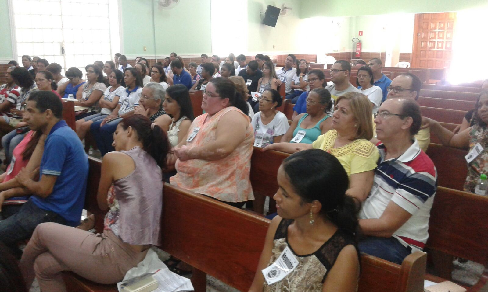 A Pastoral Familiar da Paróquia Santa Helena (GV) promove manhã de espiritualidade