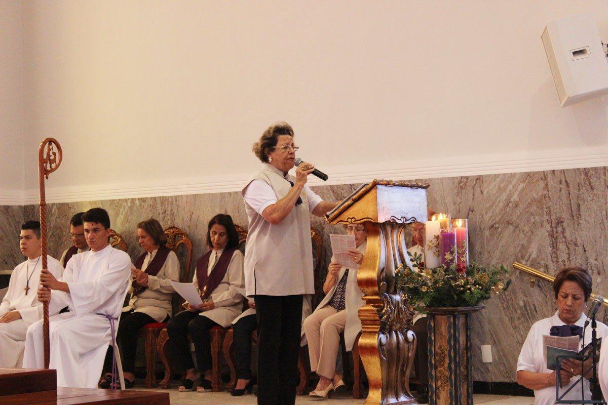 Dom Félix abre o ano da misericórdia na Diocese