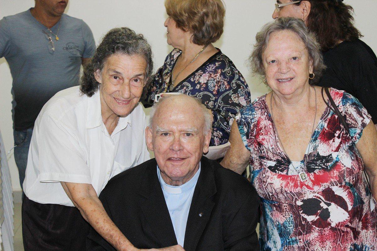 Dom Werner celebra 50 anos de ordenação Sacerdotal