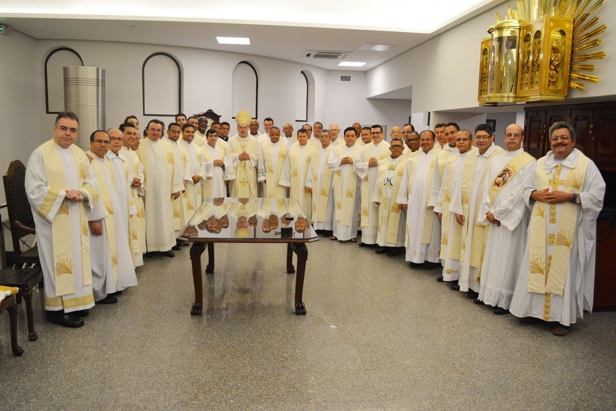 Dom Félix celebra no Santuário Nacional de Aparecida