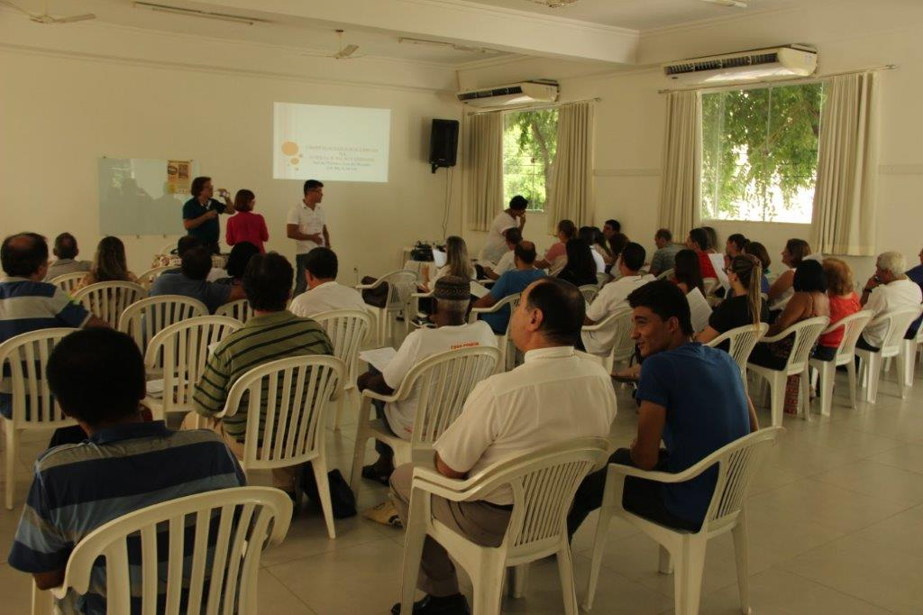 Reunião para Formação do Conselho de Leigos é realizada na Diocese de Valadares
