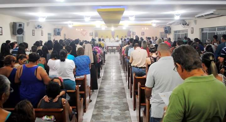 Semana Santa – Paróquia Nossa Senhora Guadalupe