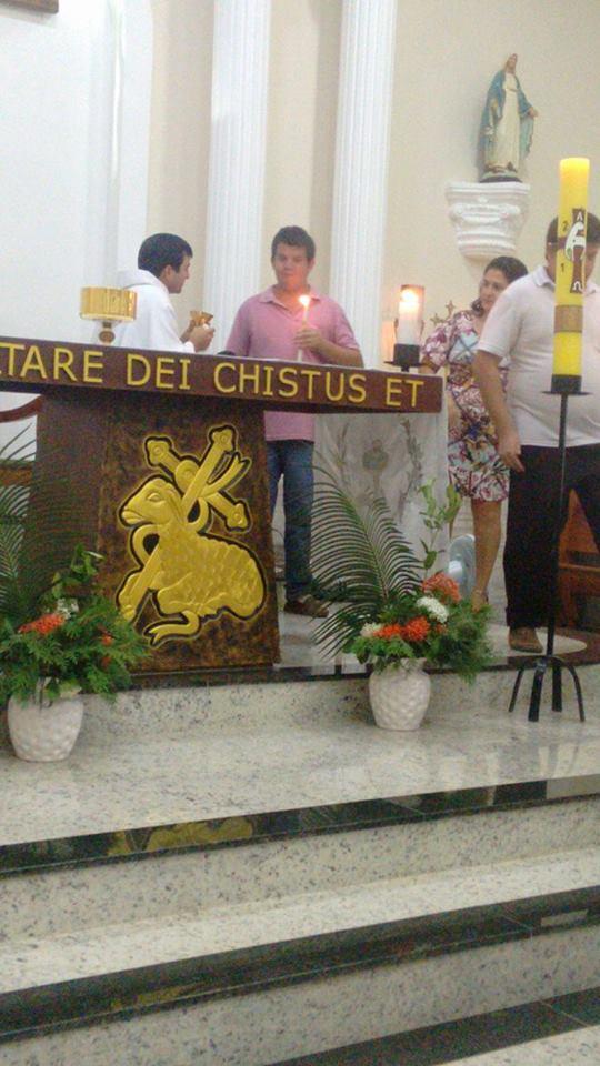 Semana Santa – Paróquia São Geraldo Magela (São Geraldo do Baixio)