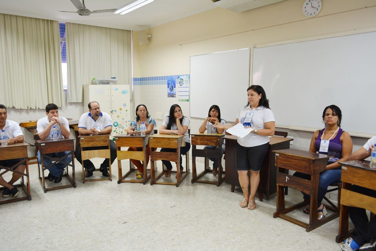 Encontro de formação para agentes da Pastoral Familiar é realizado em Valadares