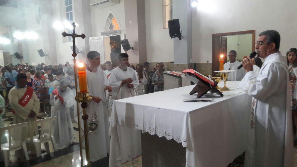 Semana Santa – Paróquia Santa Bárbara (Eng. Caldas)