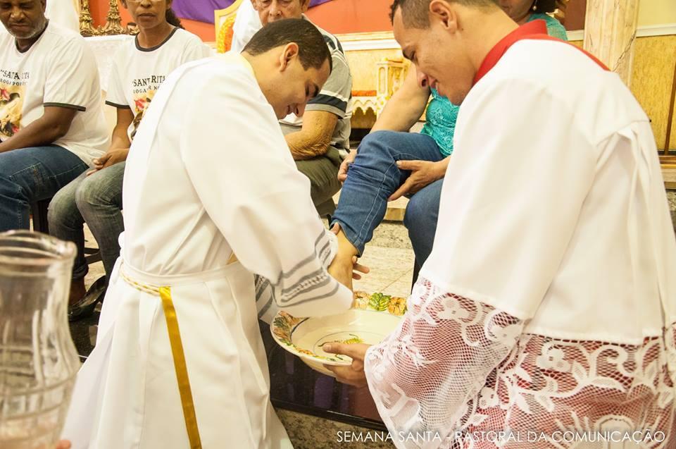 Semana Santa – Paróquia São José (Cons. Pena)
