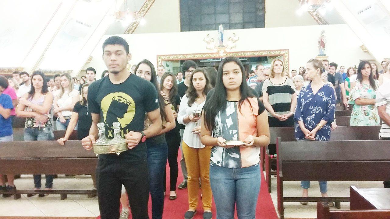 Dom Félix realiza Visita Pastoral na Paróquia Nossa Senhora Aparecida