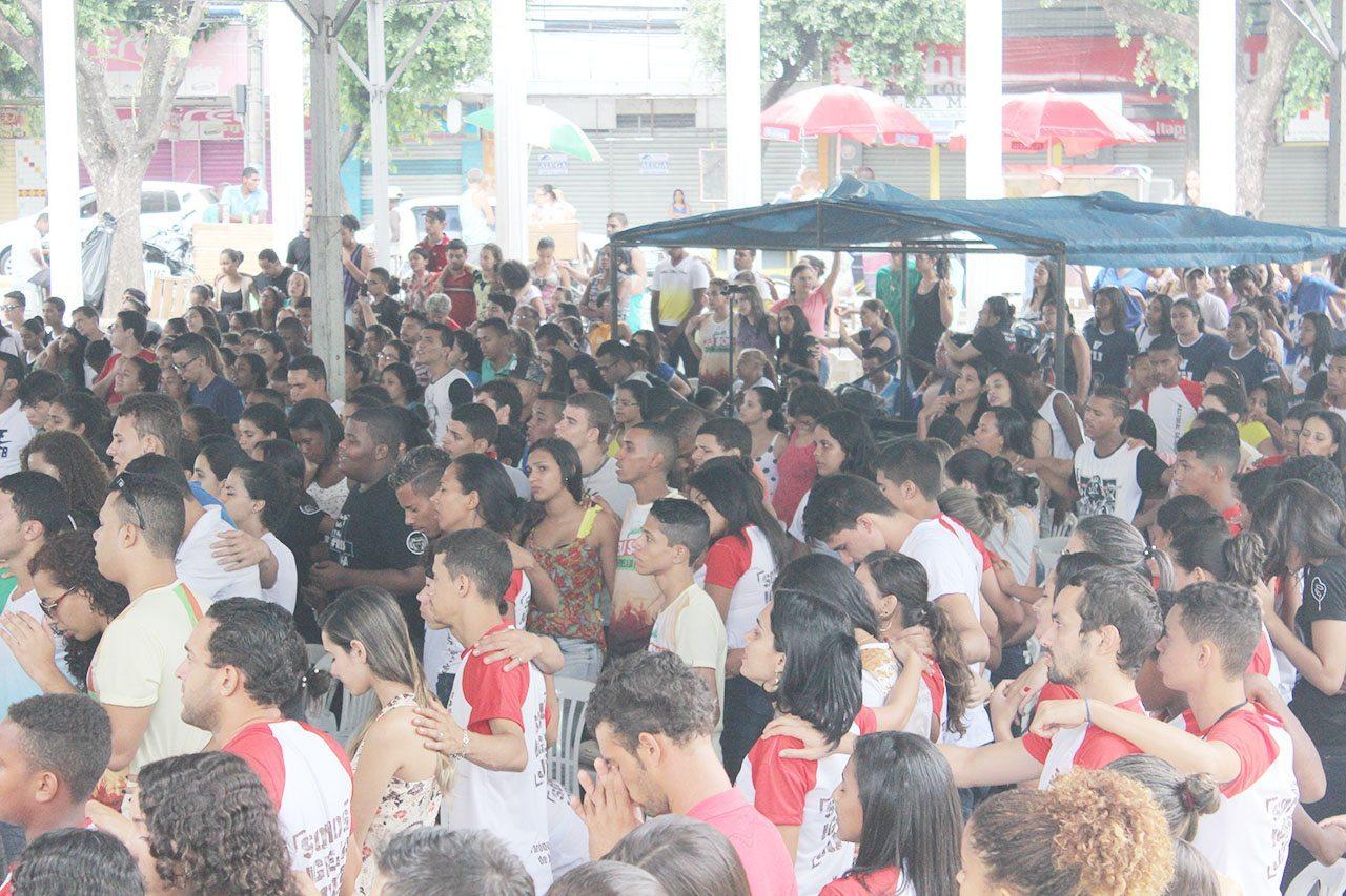 Milhares de Jovens participam do 9º Ressuscita