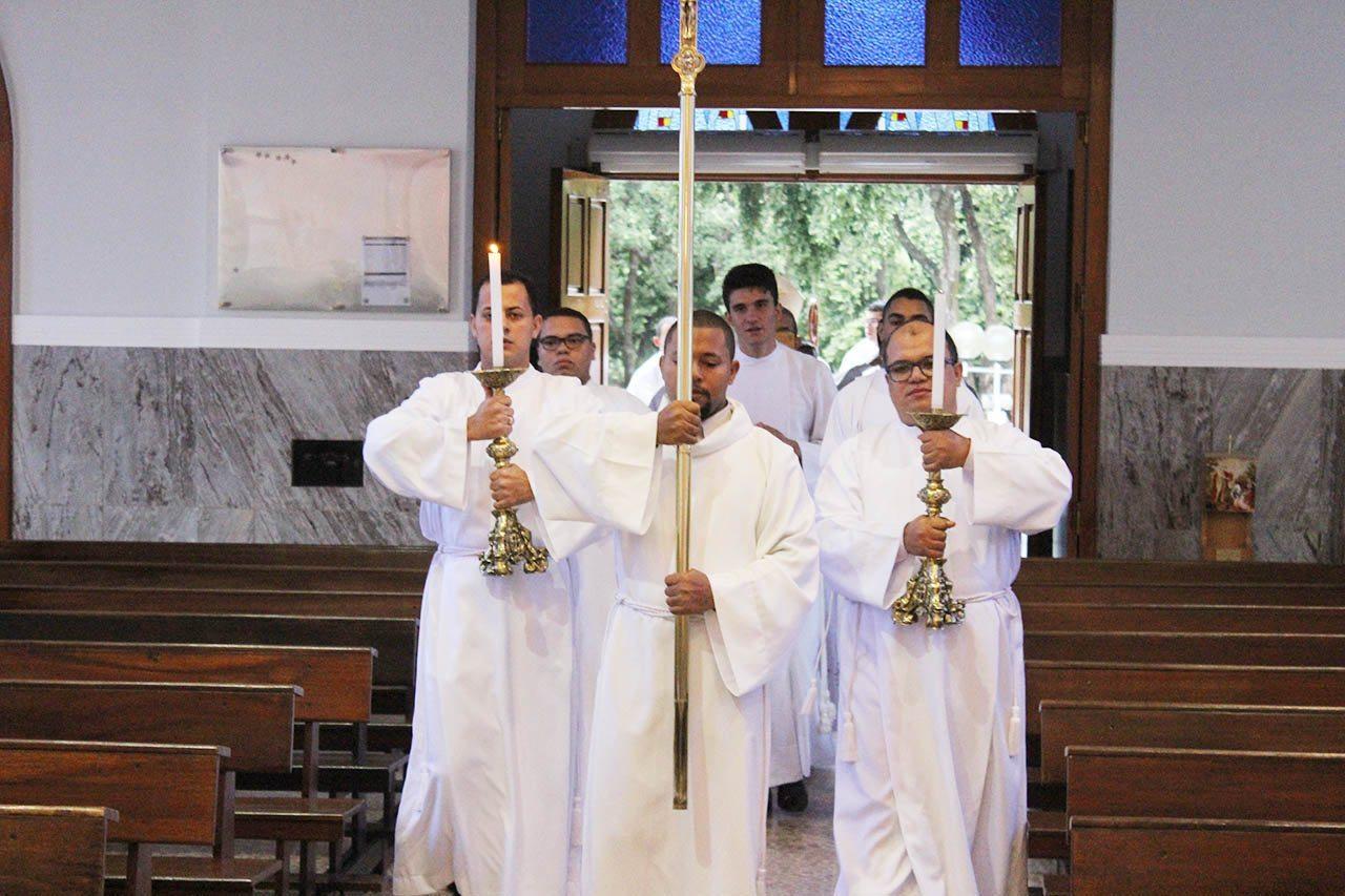 SEMINÁRIO DIOCESANO CELEBRA A FESTA DE SUA PADROEIRA