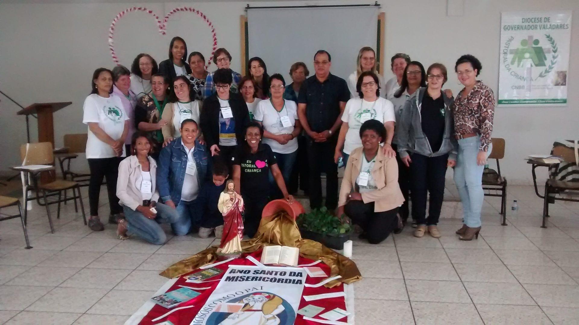 Pastoral da Criança realiza Assembléia Indicativa