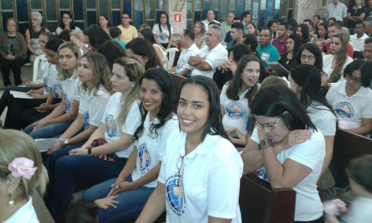 51º Cursilho Feminino Adulto é realizado em Valadares