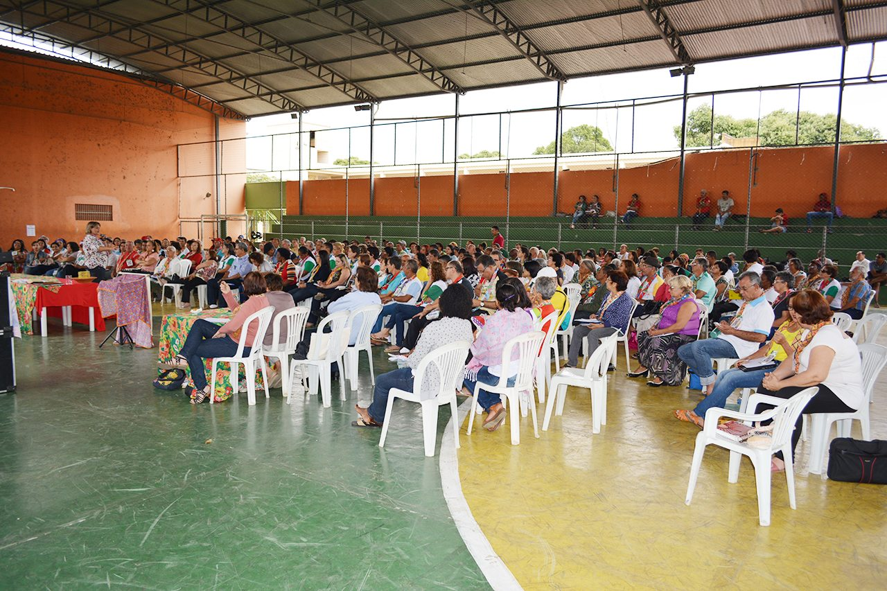Encontro das CEB´s é realizado em Valadares