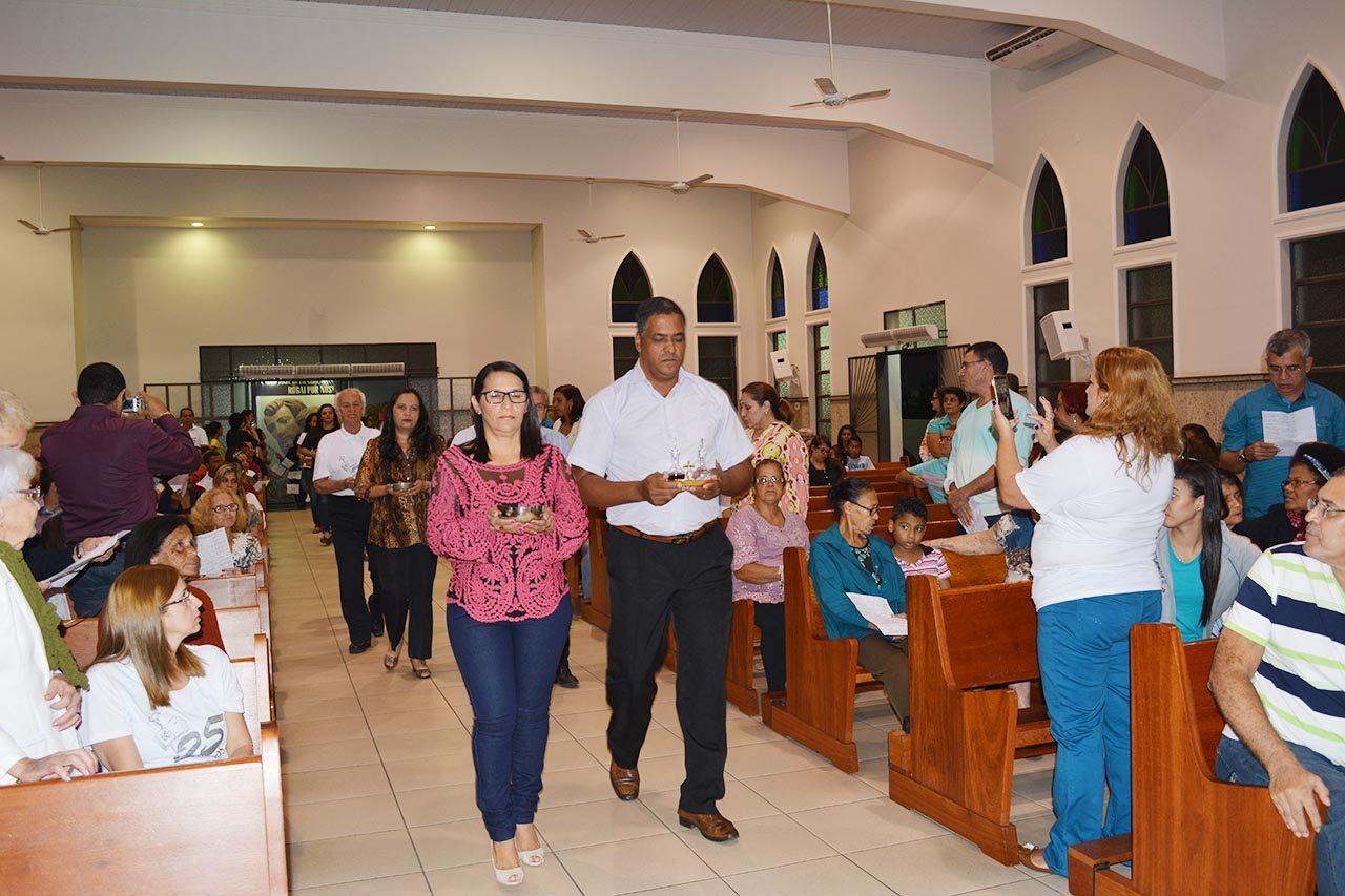 Missa em Ação de Graças pelos 25 anos da Escola de Teologia para Leigos