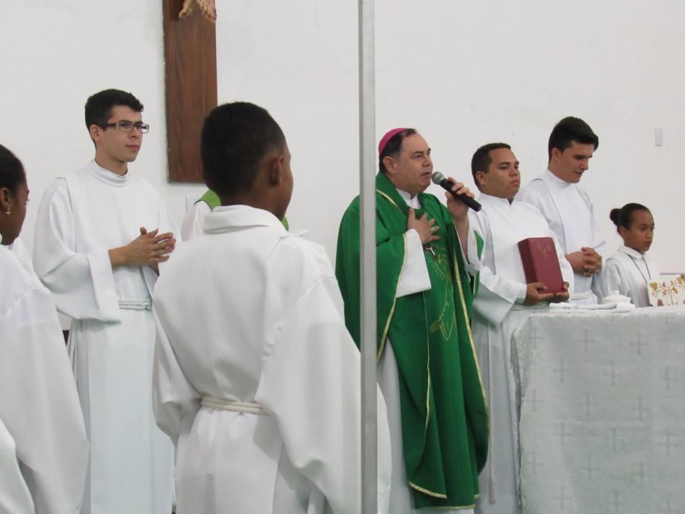 Paróquia Nossa Senhora da Piedade Celebra mais um Jubileu da sua Padroeira