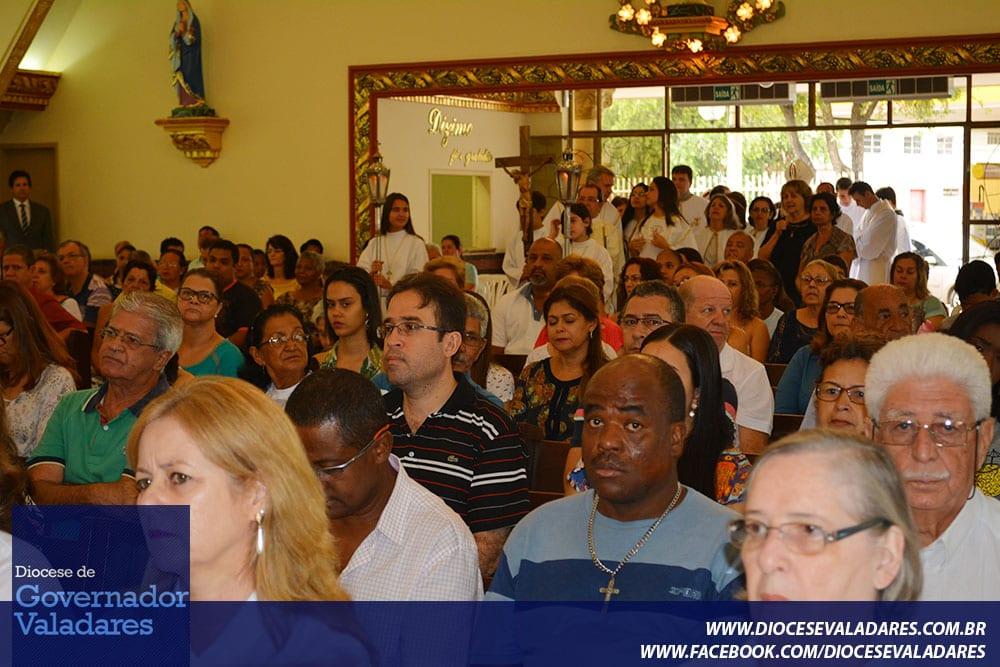 Diocese de Valadares celebra início do Ano Mariano Nacional