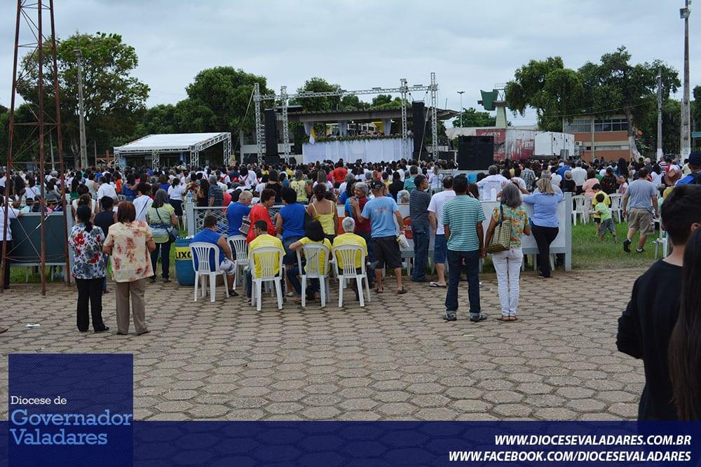 DIOCESE DE VALADARES REALIZA A FESTA DAS COMUNIDADES