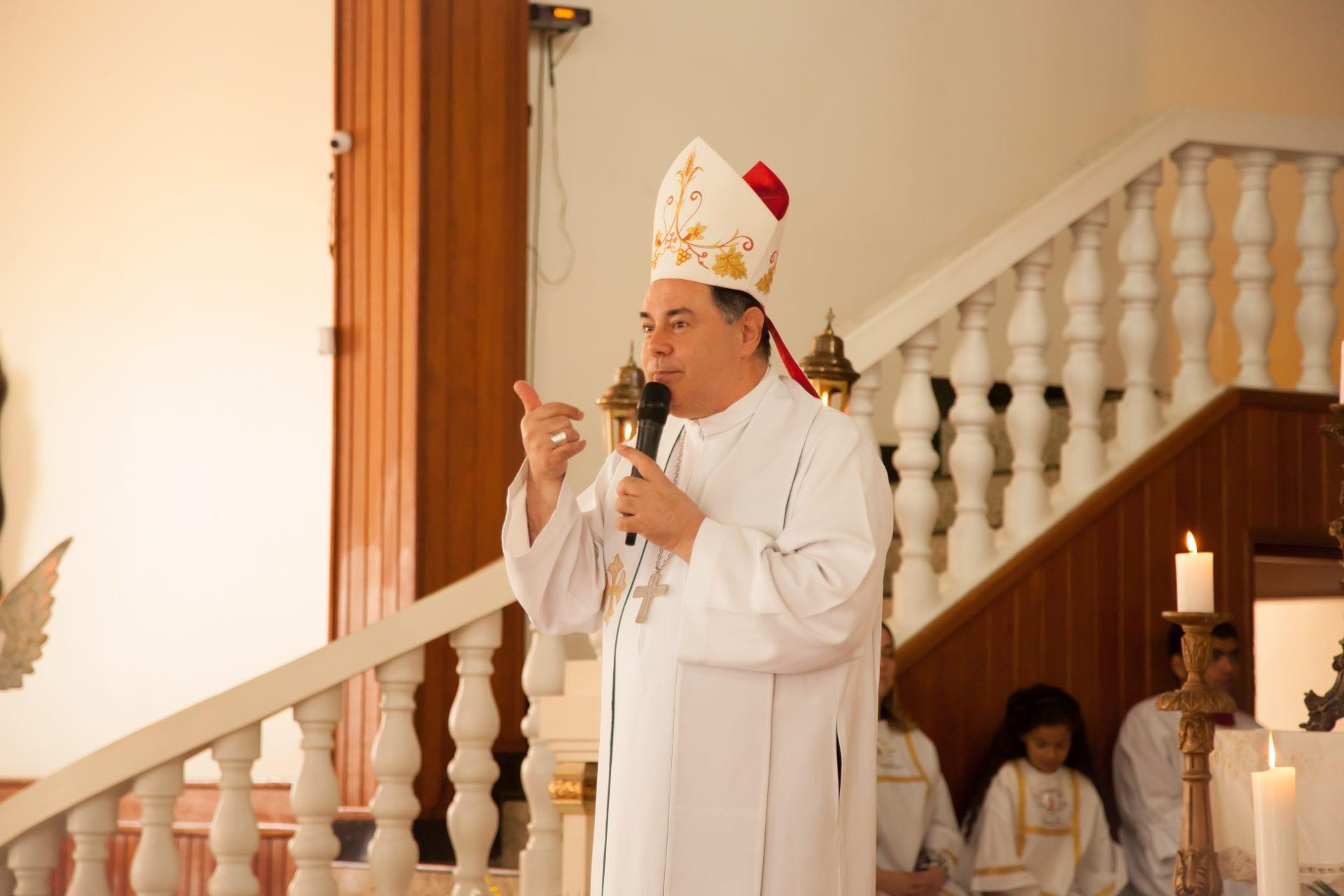 Dom Félix realiza Visita Pastoral na Paróquia de Sardoá