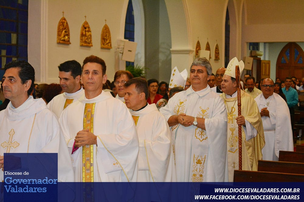 Dom Félix comemora 30 anos de ordenação presbiteral