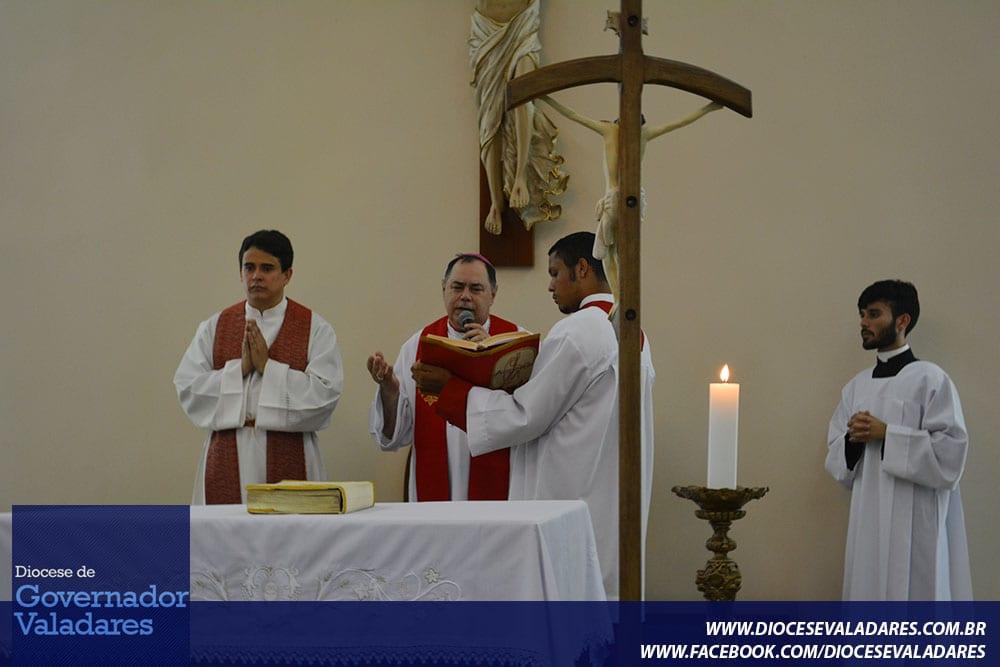 Dom Félix celebra Missa na Festa do Padroeiro de Periquito