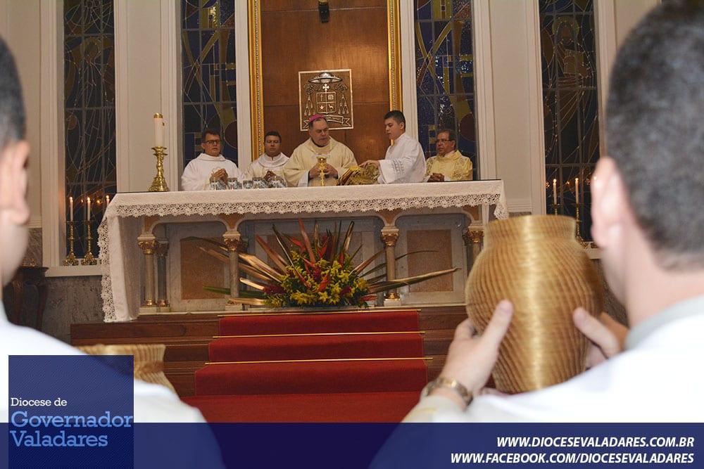 Dom Félix celebra Missa de Natal na Catedral de Santo Antônio