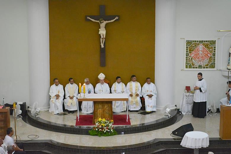 Padre Matosinho assume a Paróquia de Alpercata