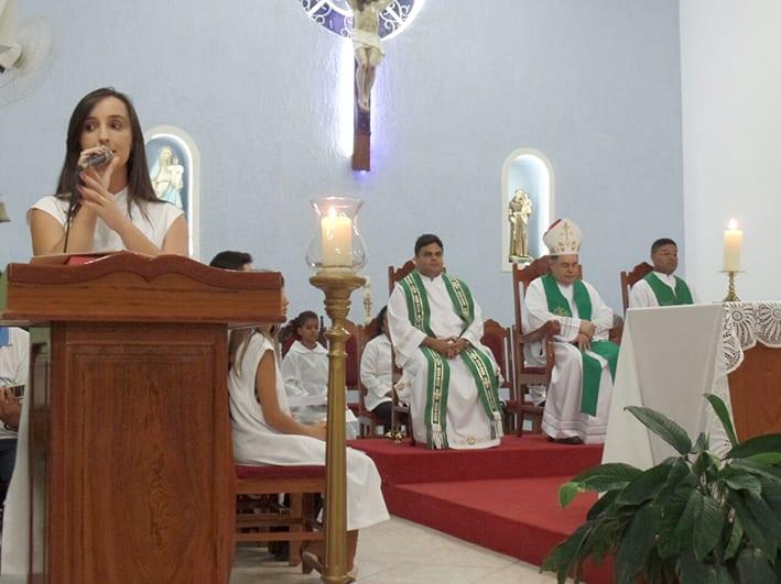 Padre Júlio assume a Paróquia de Alvarenga