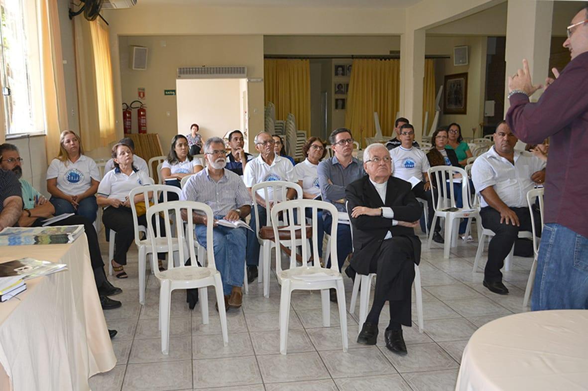 Reunião da Província Eclesiástica de Mariana é realizada em Valadares