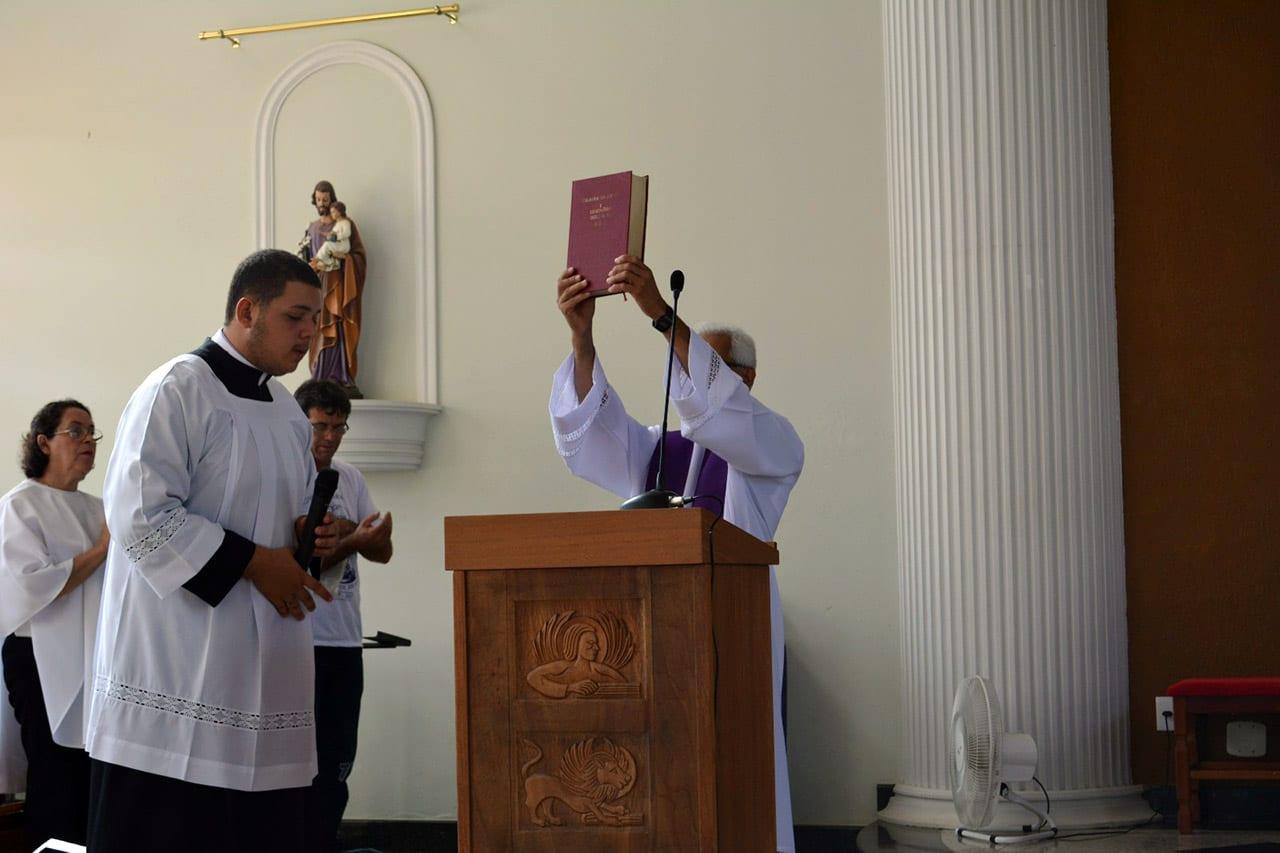 VISITA PASTORAL NA PARÓQUIA BOM JESUS EM ALPERCATA