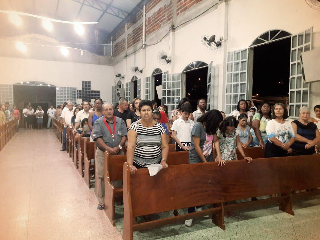 VISITA PASTORAL NA PARÓQUIA IMACULADA CONCEIÇÃO EM VALADARES