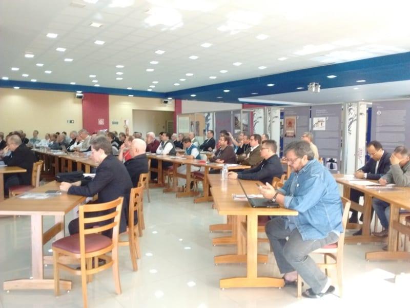 Bispos e padres participam da Assembleia CONSER Leste 2