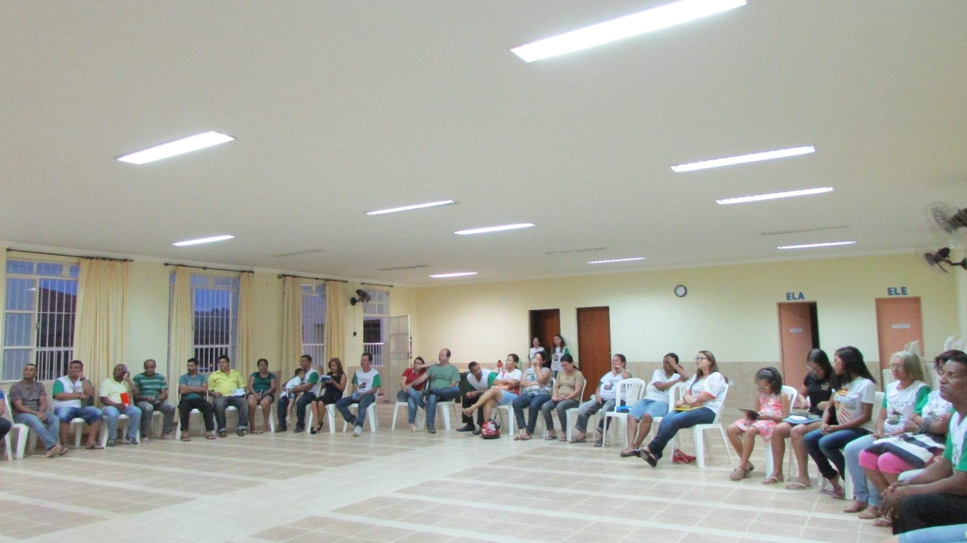 VISITA PASTORAL NA PARÓQUIA DA ASSUNÇÃO EM VALADARES