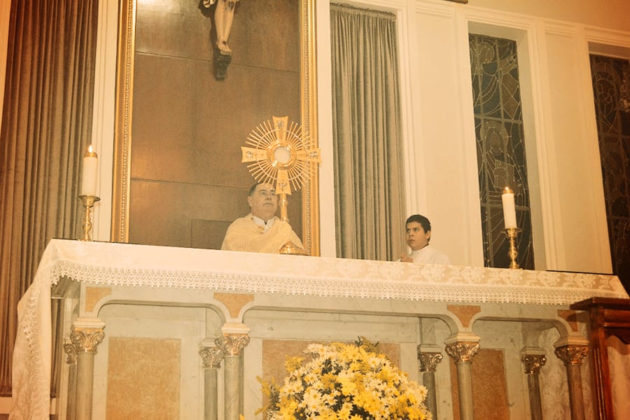 FESTA DE CORPUS CHRISTI NA CATEDRAL DE VALADARES