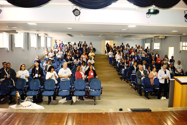 II Congresso Diocesano da Pastoral Familiar é realizado em Valadares