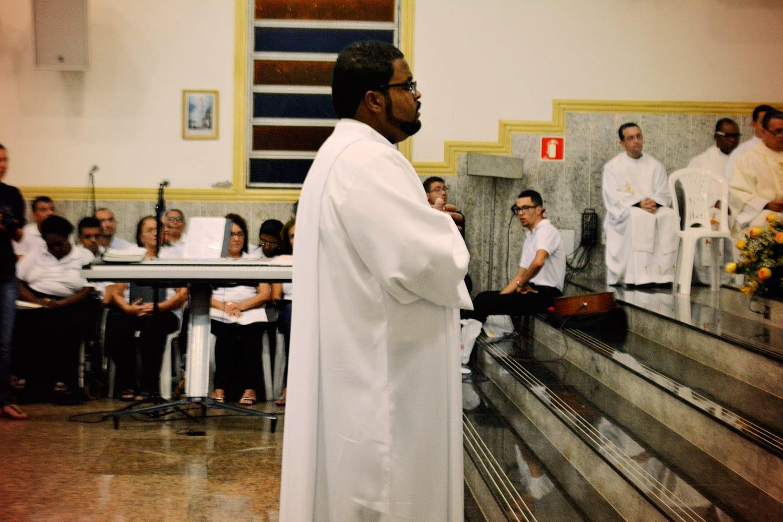 ORDENAÇÃO DIACONAL DE GUSTAVO MOREIRA MENDES