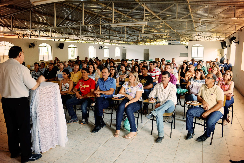 VISITA PASTORAL NA PARÓQUIA DE SANTA RITA DO ITUÊTO