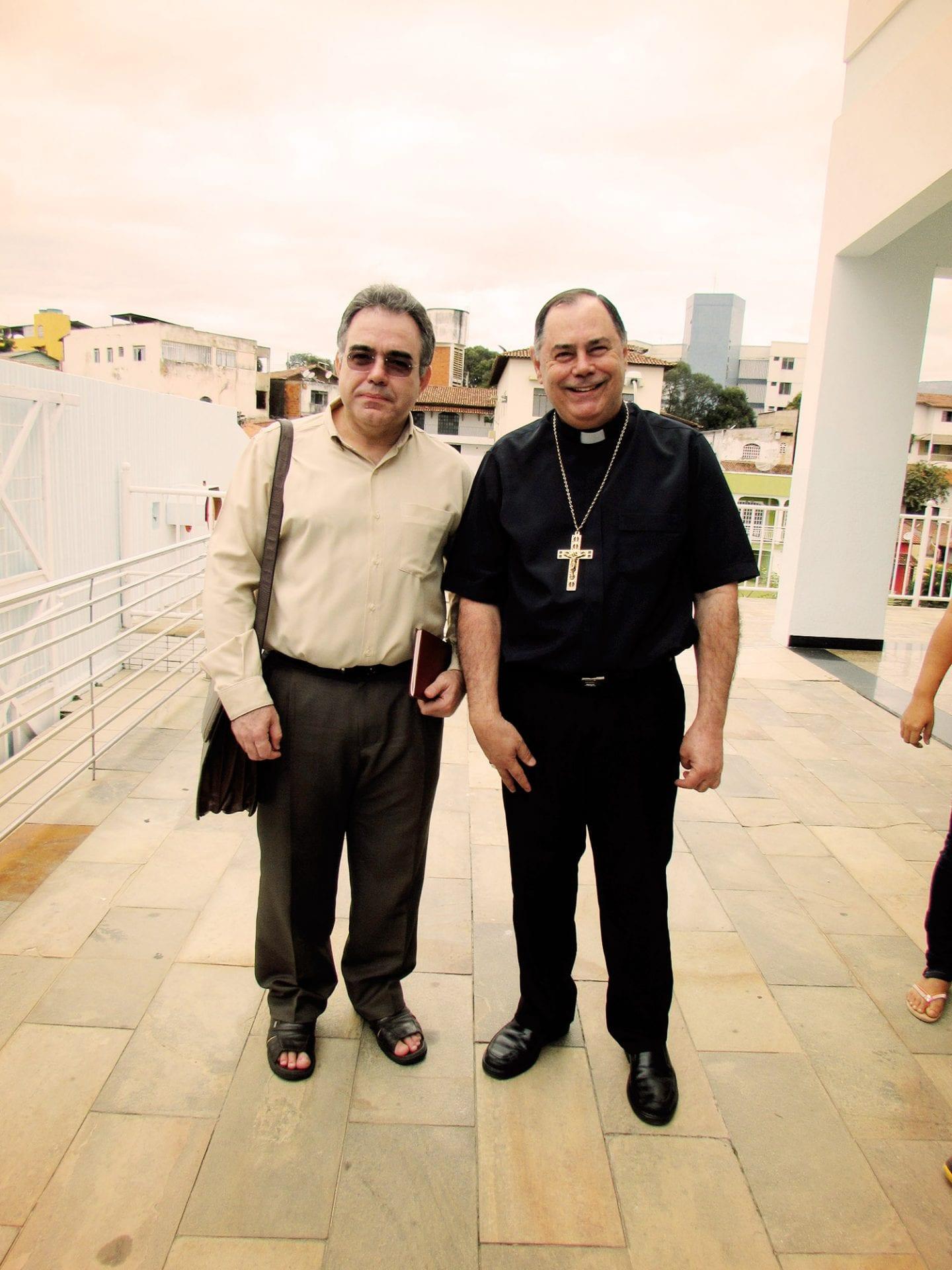 Visita Pastoral na Paróquia Cristo Redentor