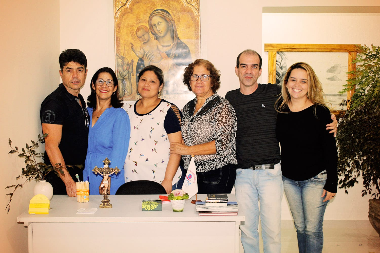 Pastoral Familiar inaugura Centro de Escuta Cristã na Paróquia de Lourdes