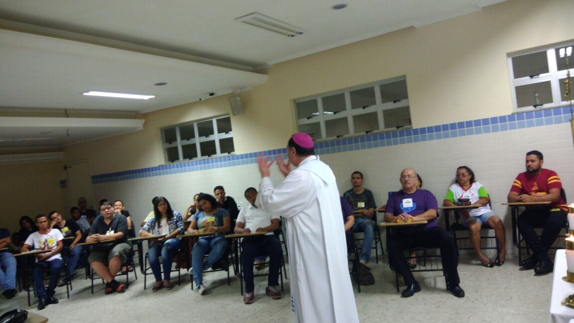 SAV PROMOVE ENCONTRO VOCACIONAL NO COLÉGIO IBITURUNA