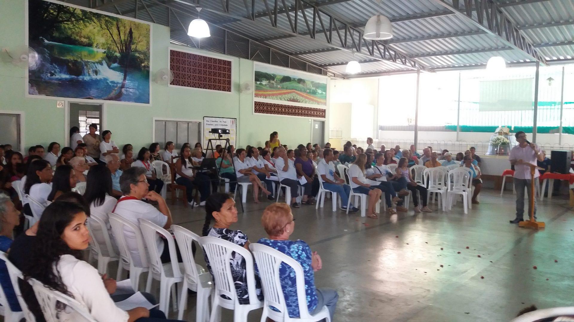 Festa das Comunidades da Paróquia São Francisco Xavier