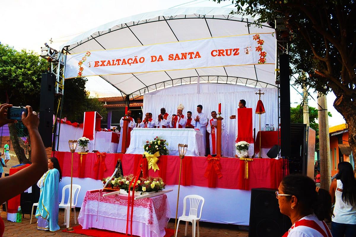 FERNANDES TOURINHO CELEBRA O JUBILEU DO BOM JESUS