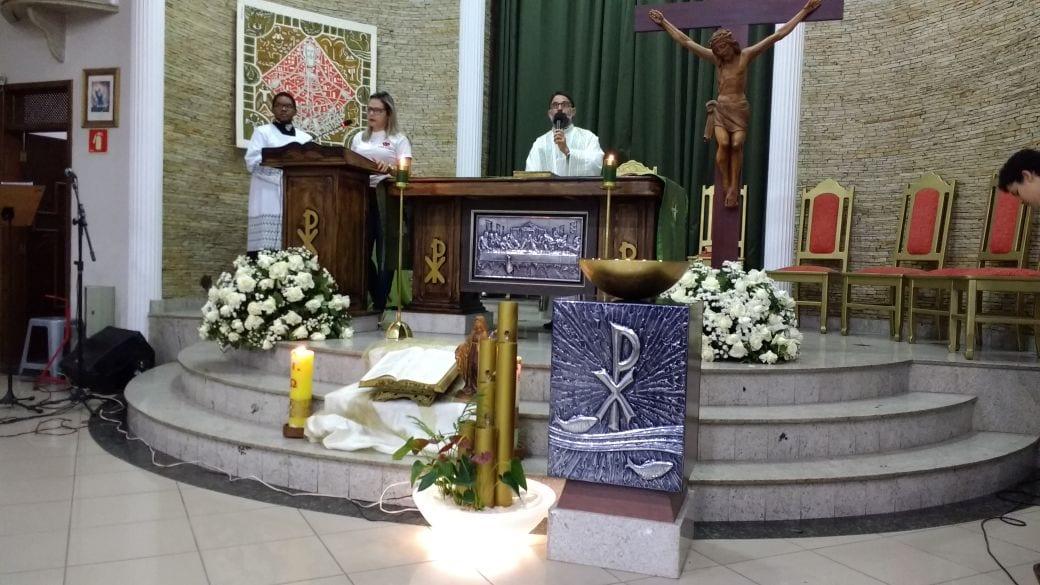 Festa das Comunidades na Paróquia Santa Rosa de Lima