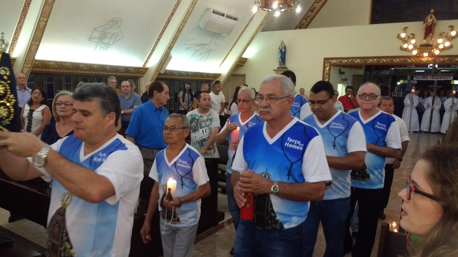 Festa das Comunidades na Paróquia da Ilha