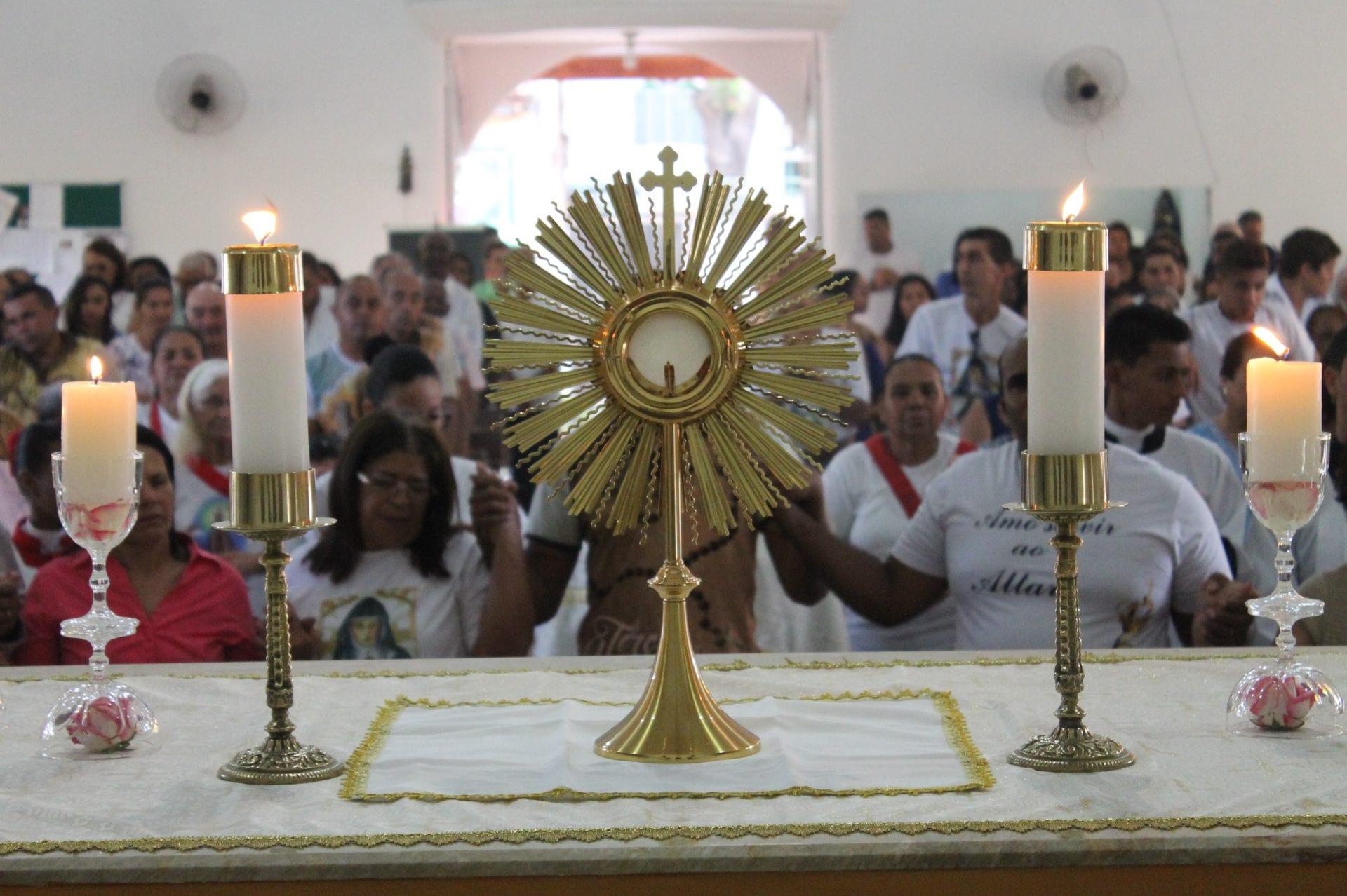 Festas das Comunidades da Paróquia Sagrado Coração de Jesus – Jardim do Trevo