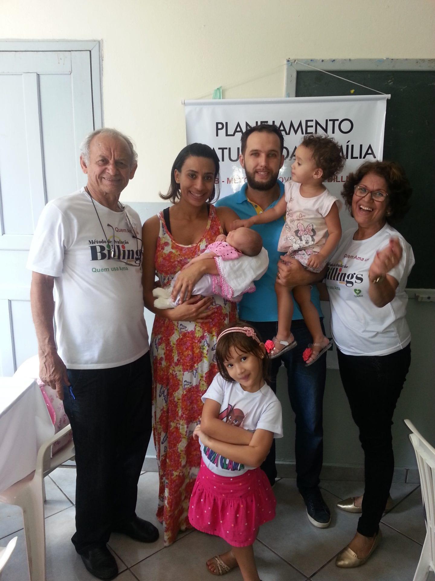 PASTORAL FAMILIAR REALIZA O CURSO BÁSICO DO MOB