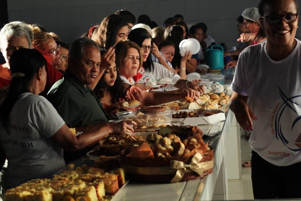 Festa das Comunidades – Paróquia São Judas Tadeu