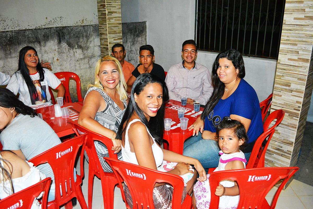 VISITA PASTORAL NA PARÓQUIA SÃO JOÃO BATISTA EM GALILEIA